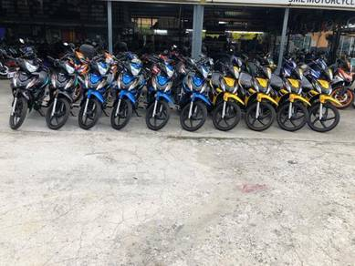 Super promotion modenas sym mr2 mr3 super offer