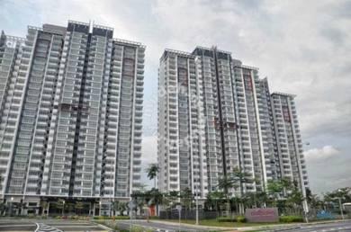 Full Furnised 950 sqft Dwiputra Condominium Presint 15 Putrajaya