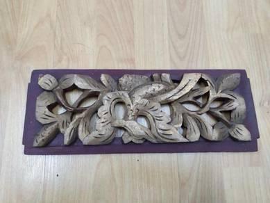 Wood Sculpture Vintage 32