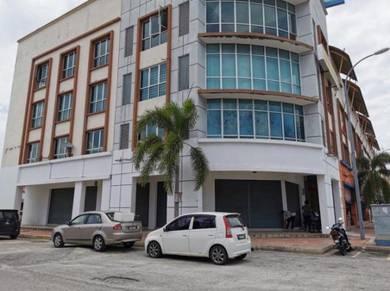 [FACING MAIN ROAD] Corner Shop Kuala Selangor Taman Bendahara