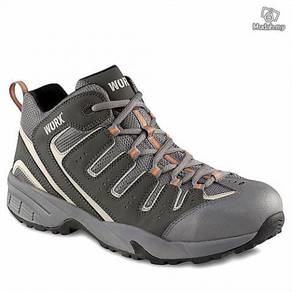 Safety Shoe Worx Red Wing Athletic Grey EH AT 5008