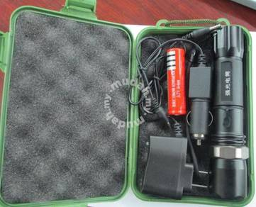 Powerful Rechargeable Torch light