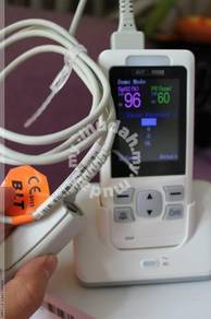 ECG oximeter newborn adult
