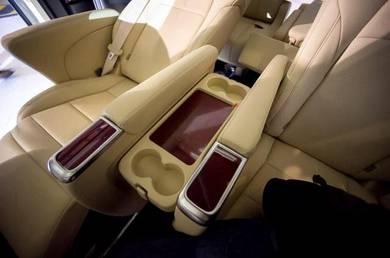 Alphard vellfire estima install nappa leather SEAT