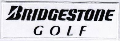 Bridgestone Golf Badge PGA Embroidered Patch