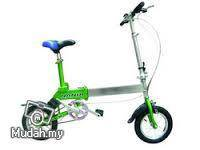 Foldable bike bicycle 10''