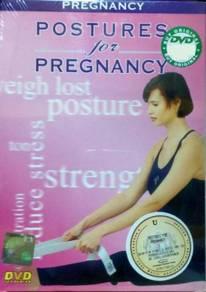 DVD Alan Finger Yoga Postures For Pregnancy