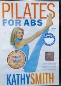 DVD Kathy Smith Pilates For ABS