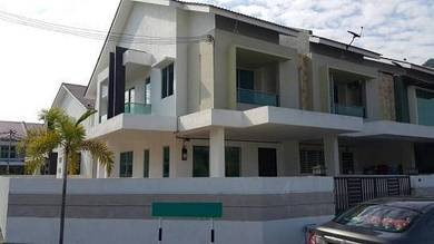 Double Storey Corner House at Tambun
