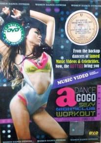 DVD A Dance Gogo Se_xy Night Club Workout