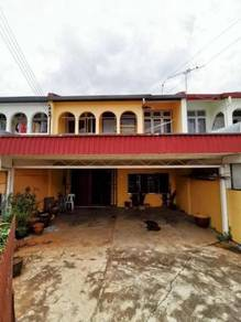 Jalan Kapor,Double storey terrace intermediate for sale