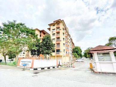 1st FLOOR!! Pangsapuri Carlina, Kota Damansara near MRT Kota Damansara