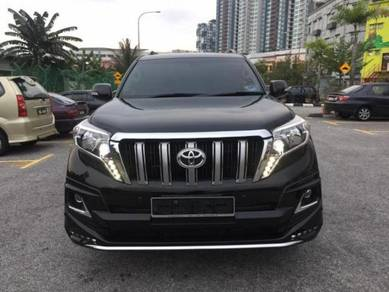 Land Cruiser 150 Prado 2019 facelift conversion