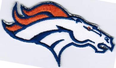 Denver Broncos National Football League NFL Patch