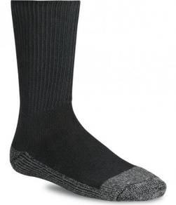 Socks Red Wing 60% Cotton Cushion Black 97340