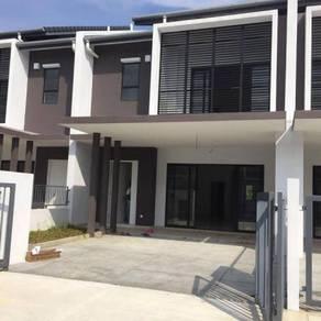 Brand new double storey superlink in chemara hill