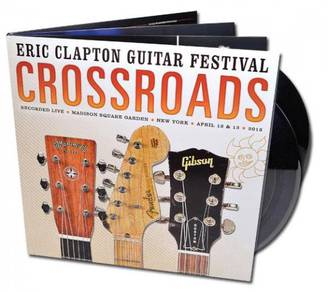 Eric Clapton Crossroads Guitar Festival 4LP