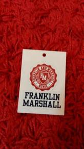 Franklin Marshall Sticker