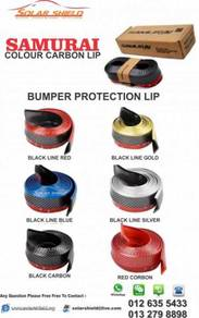 Samurai Lip carbon Bumper Lip Front Skirt Carbon