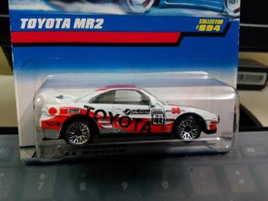 1998 Hotwheels Toyota MR2