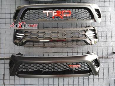 Toyota Revo front grill trd with emblem