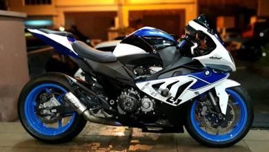 Kawasaki Z800 z8 convert BMW S1000RR hp4