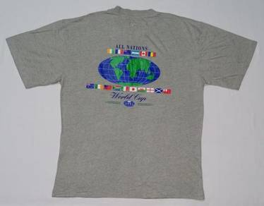 Canterbury All Nations World Cup 1995 (SIZE XL)