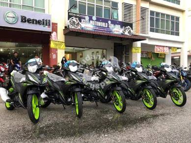NEW SYM VF3 185i LE Year End Promotion
