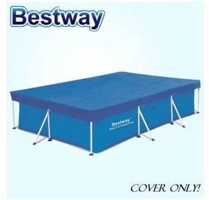 Bestway 2.2 meter Pool COVER Alas Kolam Renang