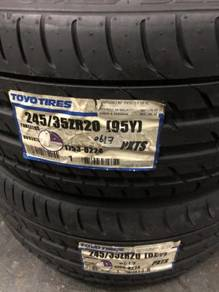 OFFER 245 35 20 Toyo Proxes T1Sport F10 E60 458