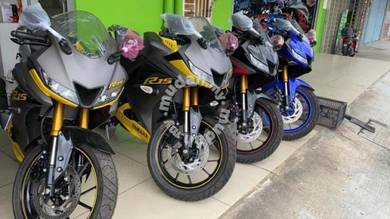 Yamaha r15 new offer 2020 year end sale