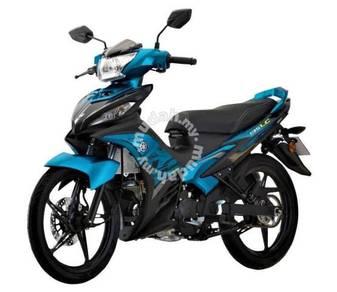 New Yamaha 135LC V7 Super Low Deposit