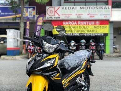 Honda alpha 110 !! free apply ic & payslip pnly