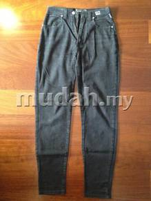 Versace Black Jeans