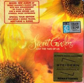 Imported CD SECRET GARDEN: JUST THE TWO OF US