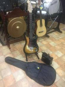 RcStromm Electric Guitar Set (003)