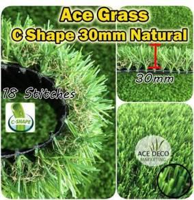 Ace C30mm Artificial Grass Rumput Tiruan 36