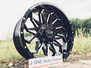 Xtreme mudder wheels 20inc fj cruiser ranger