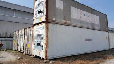 Used 40ft Reefer container for sale