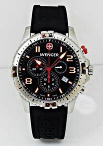 WENGER SQUADRON Series Men Chronograph Watch 77055