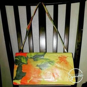 Shoulder Bag Floral Charles Jourdan (CJ)