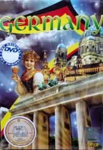 DVD Documentary Collection Germany