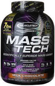 Protien Mass gainer masstech