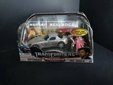 Transformers DOTM Human Alliance Soundwave Hasbro