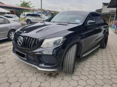 Used Mercedes Benz GLE450 Coupe for sale