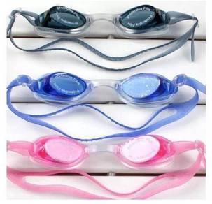 Cermin Mata Berenang Budak Kids Goggle
