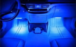 Underseat multicolour led choice plug&play