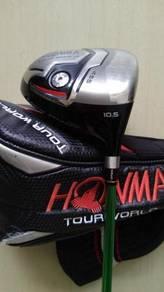 Honma TW717 455 10.5* Golf Driver Regular