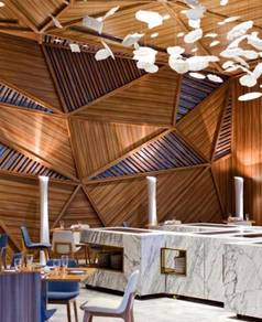 Acoustic panels for restaurant & dining & hotel
