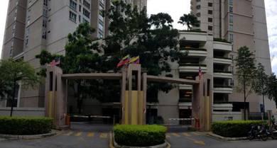 Titiwangsa sentral condominium, kuala lumpur
